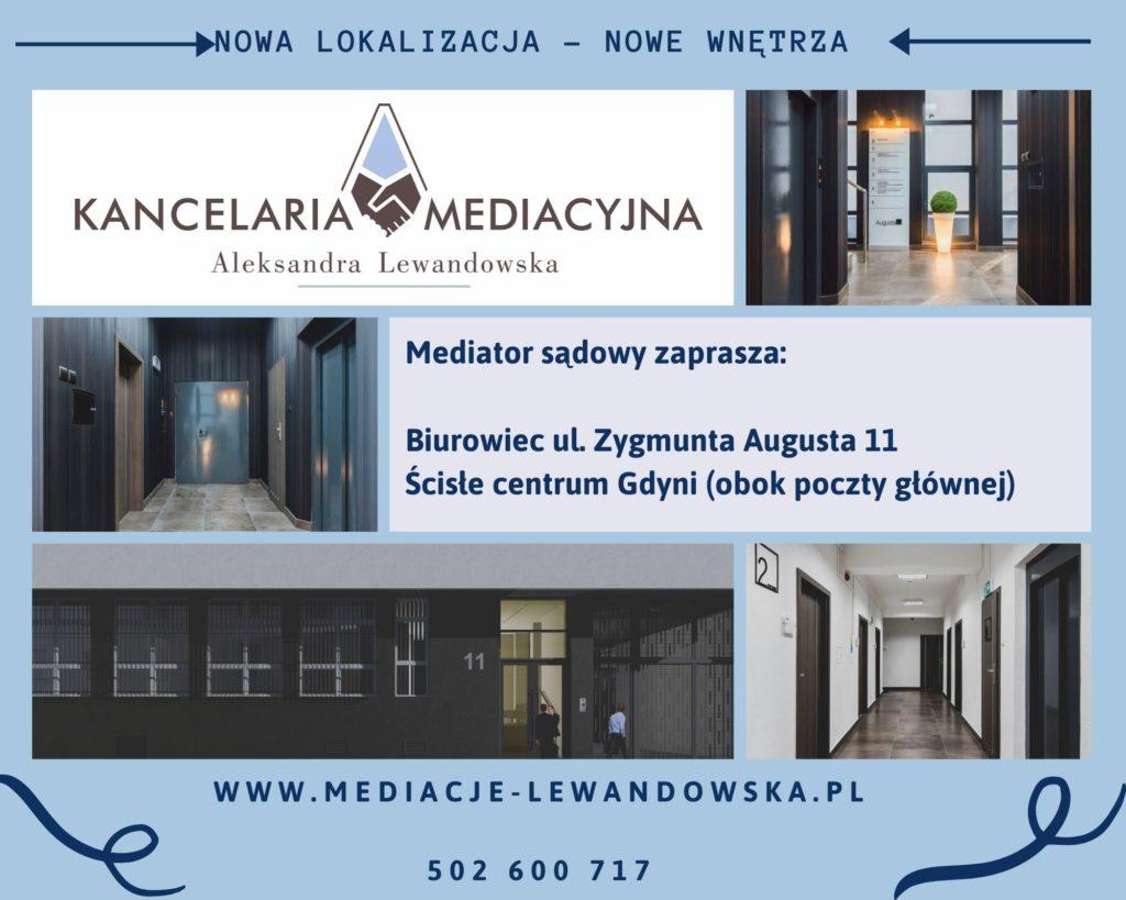 mediacje Sądowe Gdynia